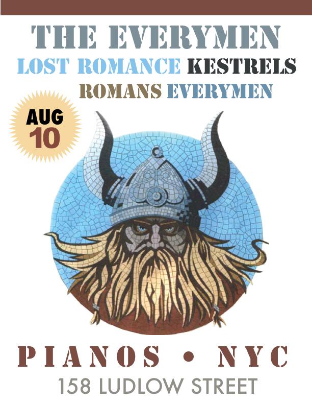 Lost Romance @ Pianos NYC 8/10/12