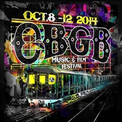 CBGB Festival 2014